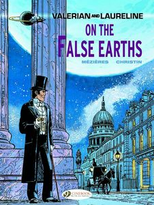 [Valerian: Volume 7: On False Earths (Product Image)]