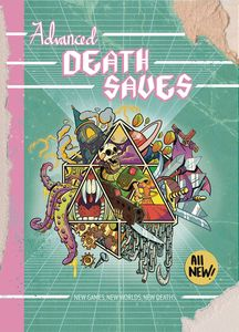 [Advance: Death Saves: Fallen Heroes Kitchen Table (Hardcover) (Product Image)]