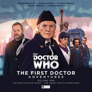 [Doctor Who: First Doctor Adventures: Volume 1 (Product Image)]