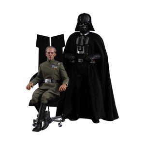 [Star Wars: Episode IV: Action Figure: Grand Moff Tarkin & Darth Vader Set (Product Image)]