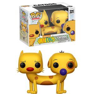 [Nickelodeon: CatDog: Pop! Vinyl Figure: CatDog (Product Image)]