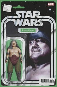 [Star Wars #73 (Christopher Action Figure Variant) (Product Image)]