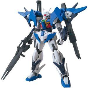 [Gundam HGBD: Model Figure: Gundam 00 Sky 1/144 (Product Image)]