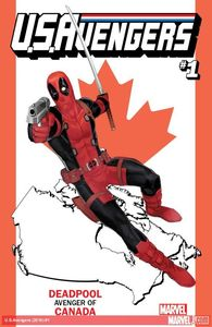 [Now U.S. Avengers #1 (Canada - Reis Variant) (Product Image)]