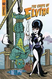 [Elvira: The Shape Of Elvira #2 (Cover B J Bone) (Product Image)]