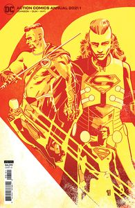 [Action Comics: 2021 Annual #1 (Valentine De Landro Cardstock Variant) (Product Image)]