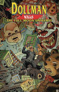 [Dollman Kills: The Full Moon Universe (Product Image)]