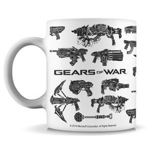 [Gears Of War: Mug: Weapons Of War (Product Image)]