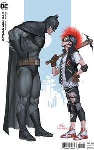 [Batman: Annual #5 (Inhyuk Lee Card Stock Variant) (Product Image)]