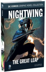 [DC Graphic Novel Collection: Volume 134: Nightwing Great Leap (Hardcover) (Product Image)]