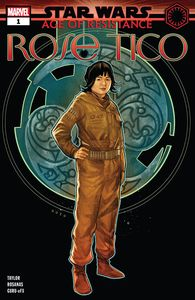 [Star Wars: Age Of Rebellion: Rose Tico #1 (Product Image)]
