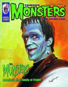 [Famous Monsters Of Filmland #264 (Product Image)]