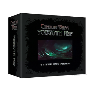 [Cthulhu Wars: Yuggoth Map (Expansion) (Brain Cylinders For All Factions) (Product Image)]
