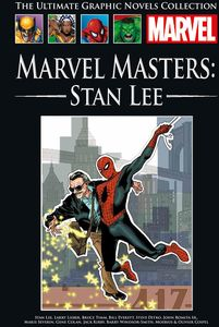 [Marvel Graphic Novel Collection: Volume 219: Marvel Masters Stan Lee (Product Image)]