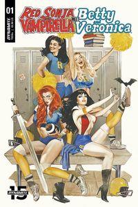 [Red Sonja & Vampirella Meet Betty & Veronica #1 (Cover A Dalton) (Product Image)]