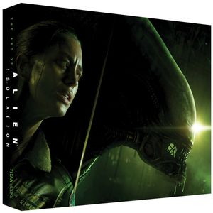 [The Art Of Alien Isolation (Limited Edition Hardcover) (Product Image)]