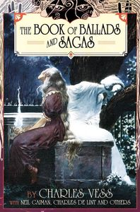 [Charles Vess': Book Of Ballads & Sagas (Product Image)]