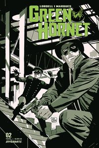 [Green Hornet #4 (Cover A Weeks) (Product Image)]