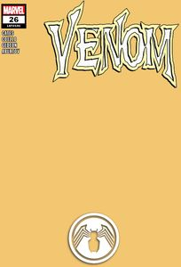 [Venom #26 (Marvel Wednesday Variant) (Product Image)]