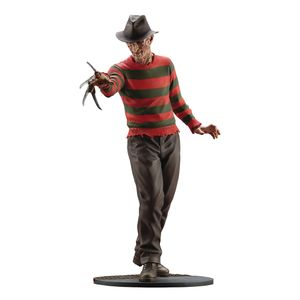[A Nightmare On Elm Street 4: The Dream Master: ArtFX Statue: Freddy Krueger (Product Image)]