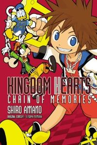 [Kingdom Hearts: Chain Of Memories (Product Image)]