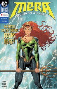 [Mera: Queen Of Atlantis #1 (Product Image)]