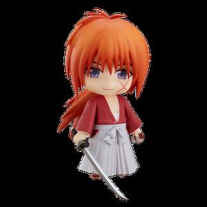 [Rurouni Kenshin: Nendoroid Figure: Kenshin Himura (Product Image)]