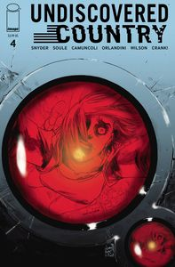 [Undiscovered Country #4 (Cover A Camuncoli) (Product Image)]