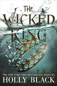 [The Wicked King (Hardcover) (Product Image)]