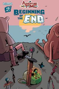 [Adventure Time: Beginning The Of End #3 (Subscription Daguna Variant () (Product Image)]