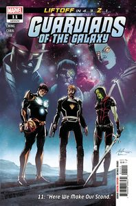 [Guardians Of The Galaxy #11 (Product Image)]