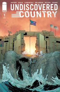 [Undiscovered Country #1 (2nd Printing) (Product Image)]