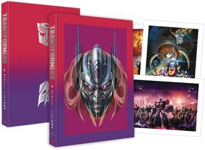 [Transformers: A Visual History (Limited Edition Hardcover) (Product Image)]