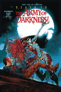 [Death To The Army Of Darkness #2 (Cover D Gedeon Zombie) (Product Image)]