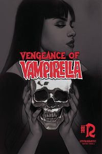 [Vengeance Of Vampirella #12 (Oliver Black & White Variant) (Product Image)]