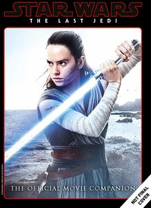 [Star Wars: The Last Jedi: The Official Magazine (Hardcover) (Product Image)]