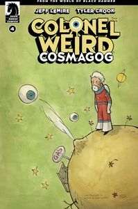 [Colonel Weird: Cosmagog #4 (Cover A Crook) (Product Image)]