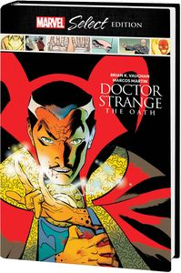 [Doctor Strange: The Oath (Marvel Select (Hardcover) (Product Image)]