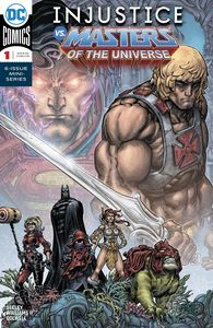 [Injustice Vs The Masters Of The Universe #1 (Product Image)]