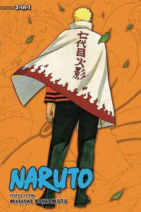 [Naruto: 3-In-1 Edition: Volume 24 (Product Image)]