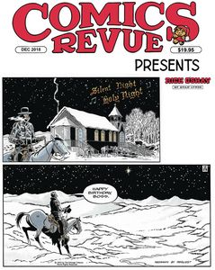 [Comics Revue Presents (December 2018) (Product Image)]
