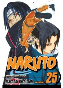 [Naruto: Volume 25 (Product Image)]
