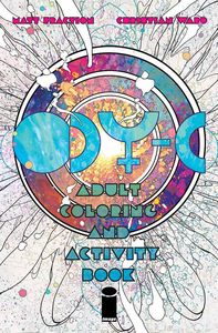 [ODY-C: Adult Coloring & Activity Book (Product Image)]