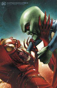 [Martian Manhunter #11 (Variant Edition) (Product Image)]