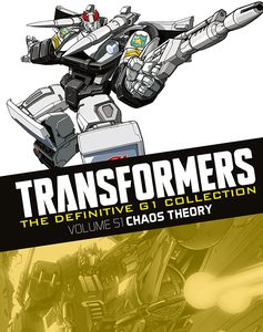 [Transformers Definitive G1 Collection: Volume 78: Chaos Theory (Product Image)]
