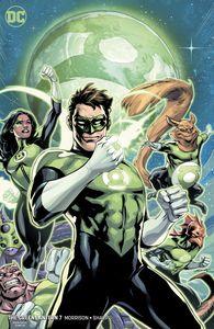 [Green Lantern #7 (Variant Edition) (Product Image)]