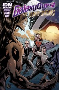 [Galaxy Quest: The Journey Continues #3 (Product Image)]