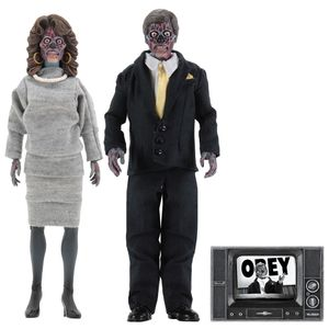 [They Live: Clothed Action Figures 2-Pack (Product Image)]