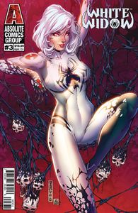 [White Widow #3 (Debalfo Lenticular Cover C) (Product Image)]