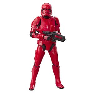 [Star Wars: The Rise Of Skywalker: Black Series Action Figure: Sith Trooper (SDCC 2019) (Product Image)]